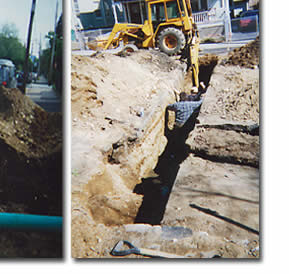 A right plumbing and sewer sidewalks for 13 bureau ims llc
